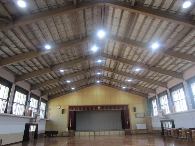 紫野小学校体育館
